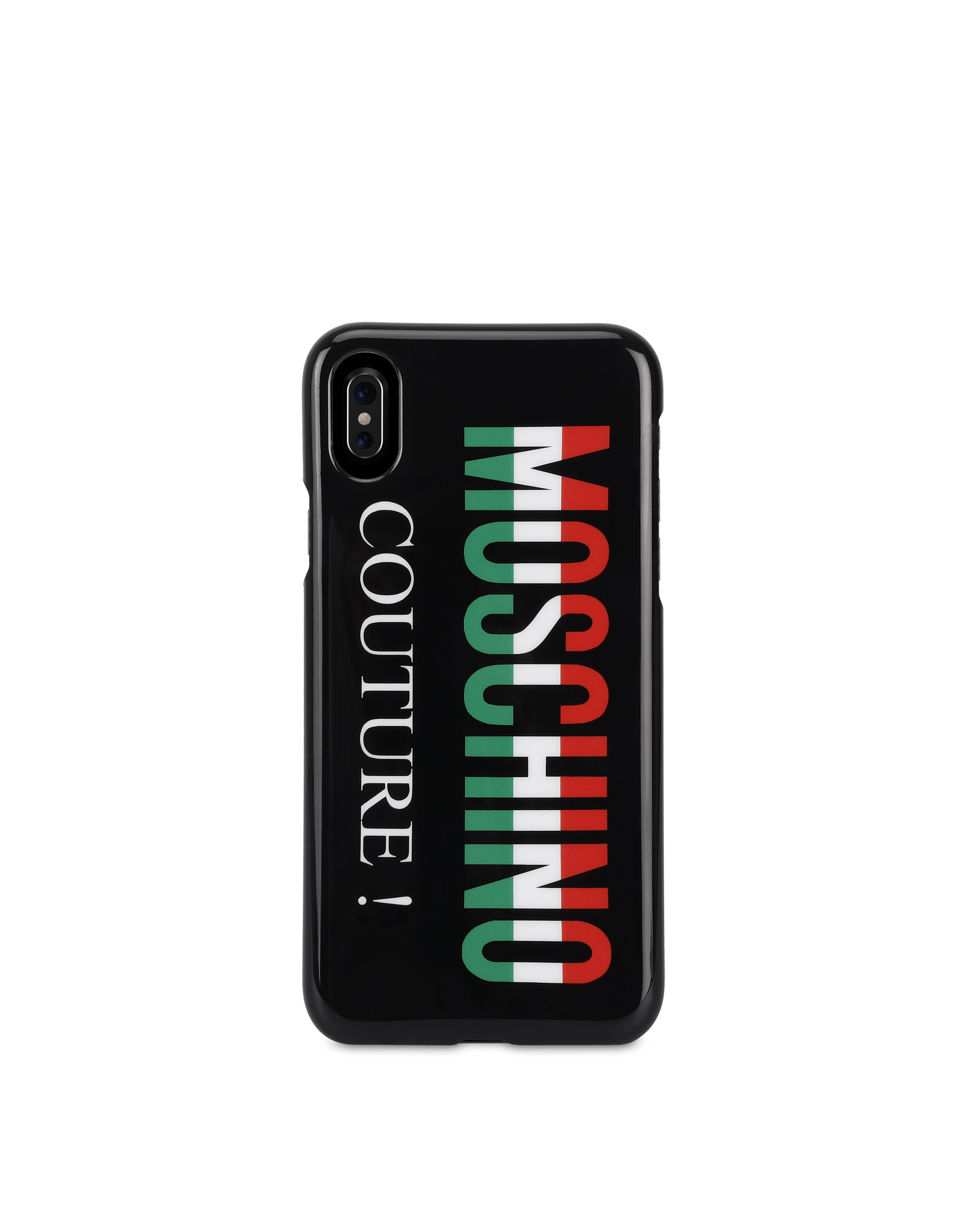 buy online 3855d 719ef Iphone X cover with tricolour logo