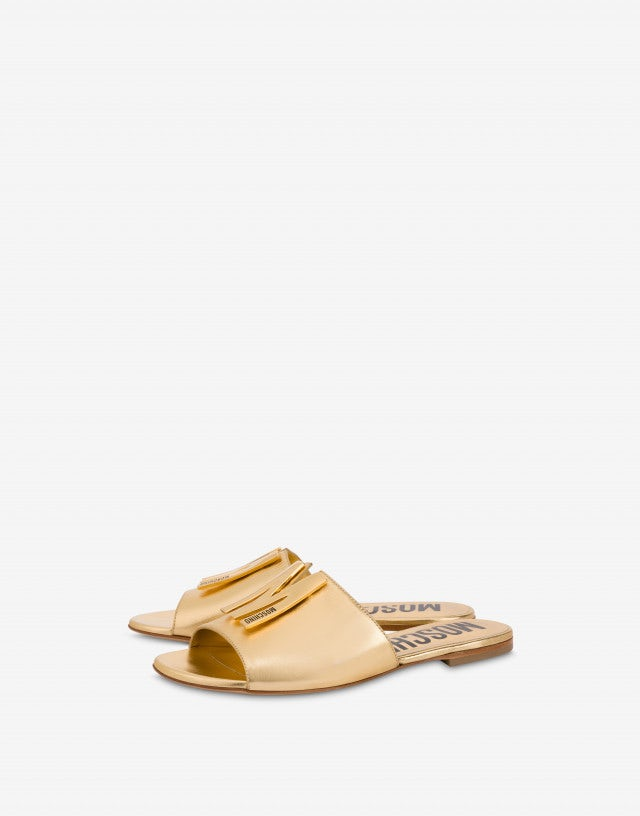 Sandals for Women   Moschino Official