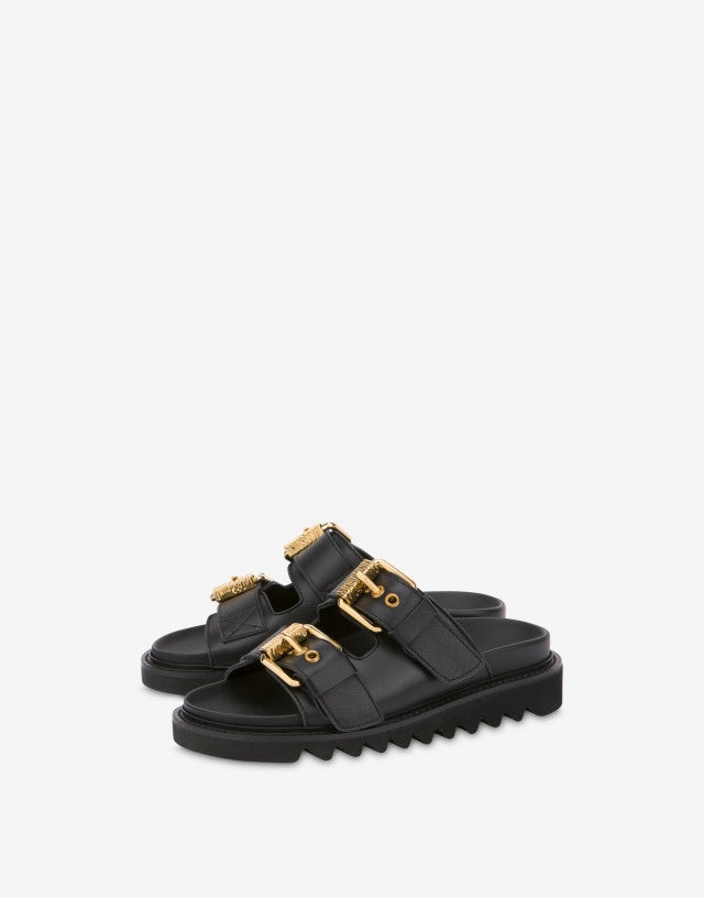 Sandals for Women | Moschino Official
