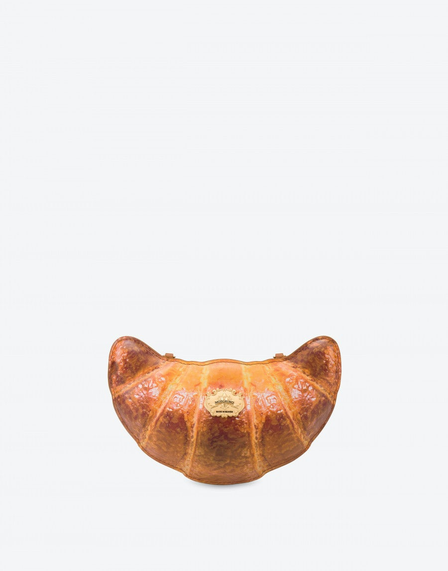 Croissant bag | Moschino Official Online Shop