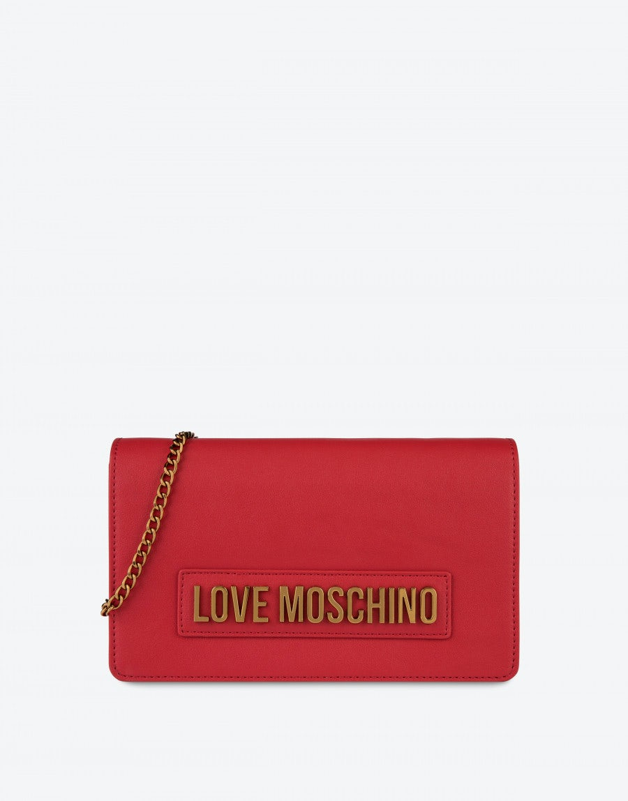 Love Moschino EVENING BAG LOGO LETTERING