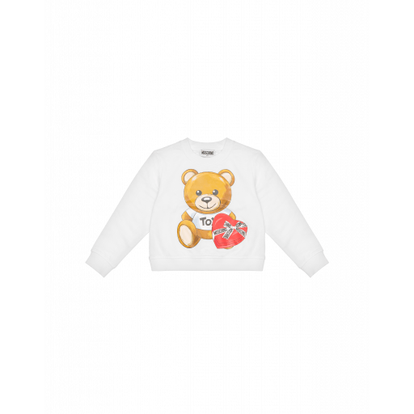 Sweat-shirt Chocolate Box Teddy - Moschino - Modalova
