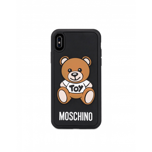 Moschino Teddy Bear Iphone Xs Max Cover by Moschino